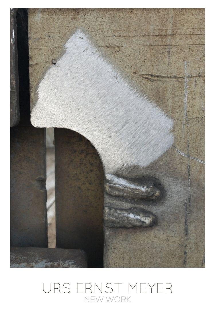Metal Work Urs Ernst Meyer - firstpost - abstraktjam | ello