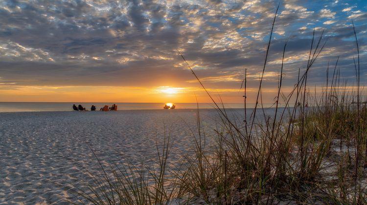 nickel shots beach sunset, …sit - rickschwartz | ello