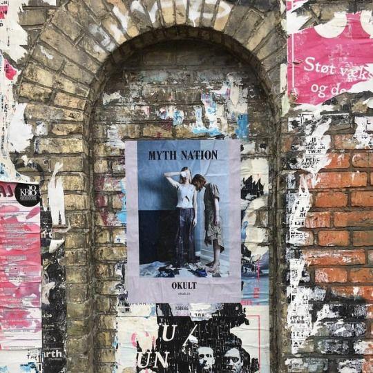mythnation, campaign, copenhagen - okult | ello