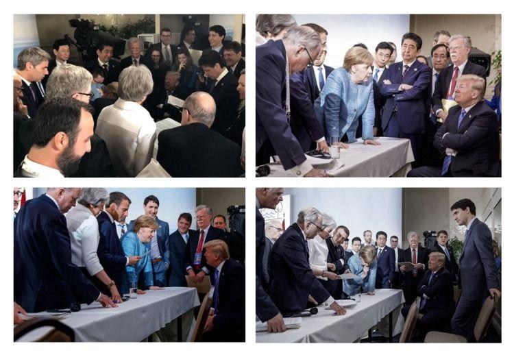 PetaPixel: Trump G7: Photos Sce - ferdiz_bsides | ello