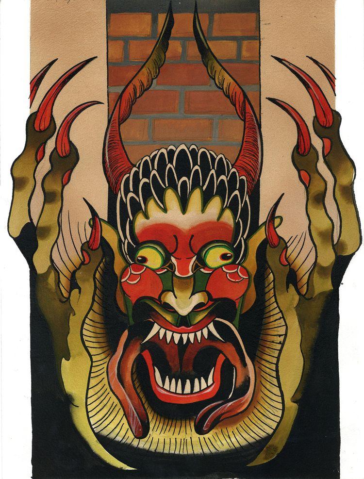 Codex Gigas: Satan Salvation Un - michaelevangelista | ello
