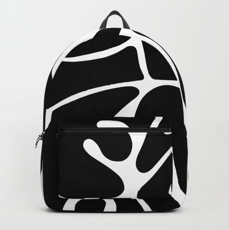 Front 'Feeling Wobbly' backpack - jamiekirk | ello