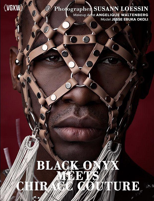Black Pearl Meets Chiracc Coutu - virtuogenix | ello