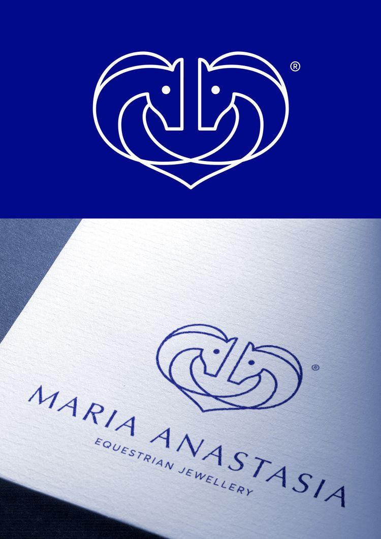 Logo Maria Anastasia Equestrian - tsolerman | ello