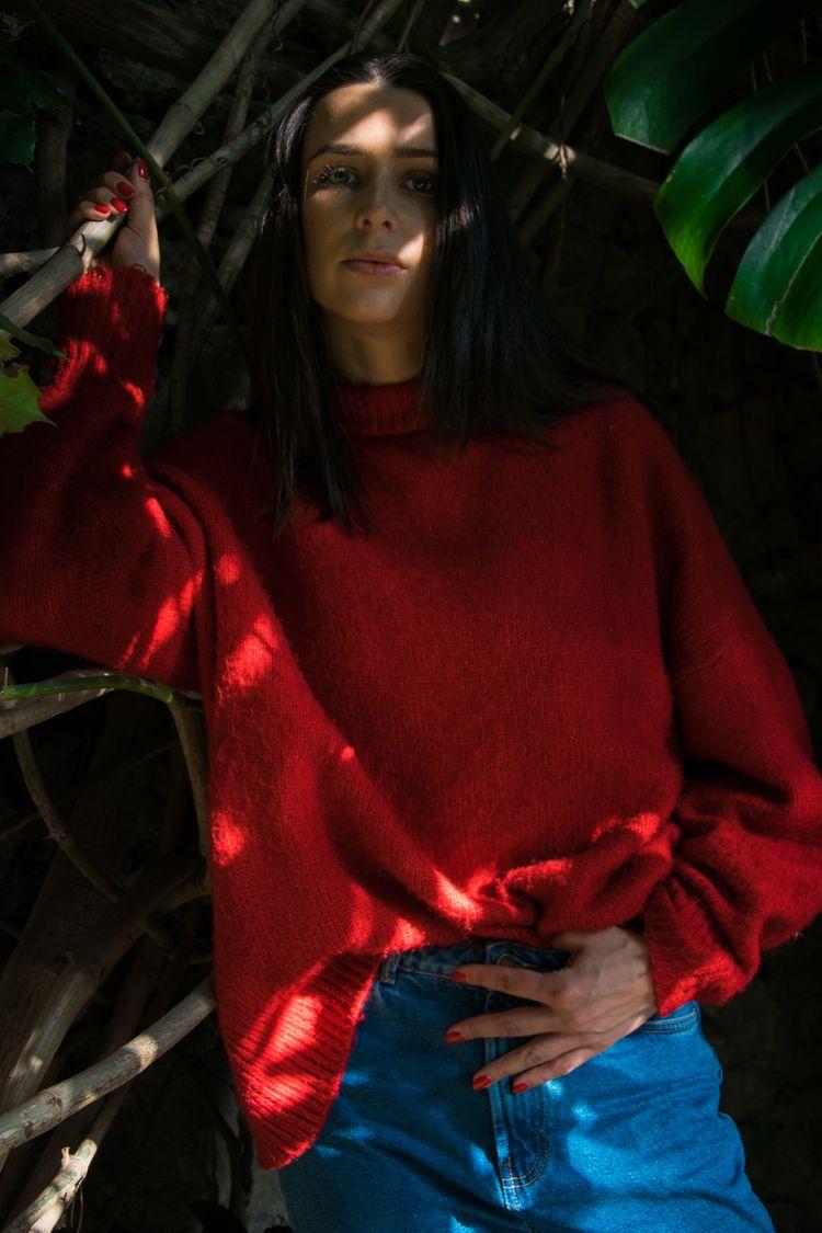 FLOWER GIRL Model: Aiste Miliau - jbedrovaphotography | ello