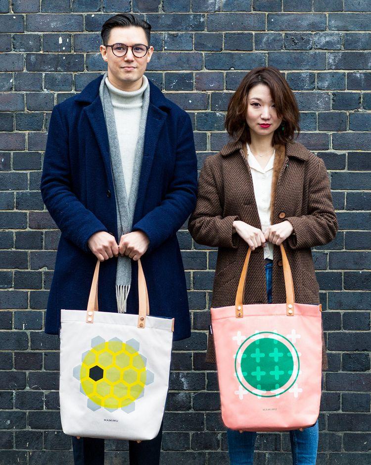Laptop tote bag stylish urban n - mamimutokyo   ello