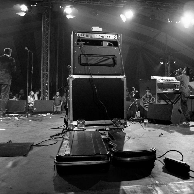 stage, rock - bedenkt | ello