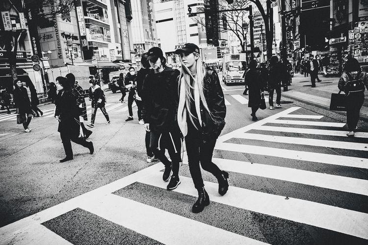 Shibuya district, Tokyo, Japan - johnnyg_photography   ello