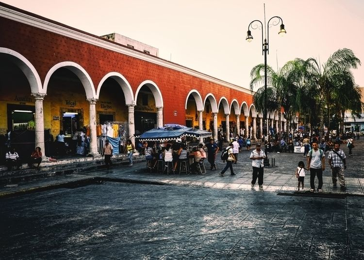 wife visited Merida, Mexico tim - johnnyg_photography | ello