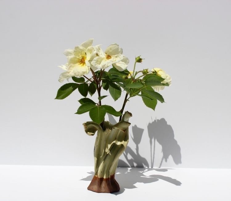 Extruded Vase, Fire Cracker 201 - ritzaart | ello