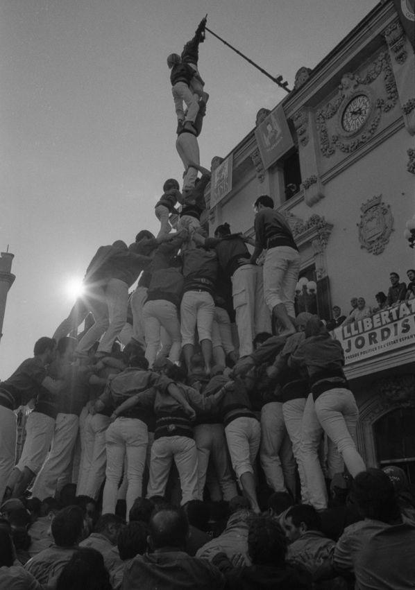 Castellers Villafranca del Pene - peterhphotography   ello
