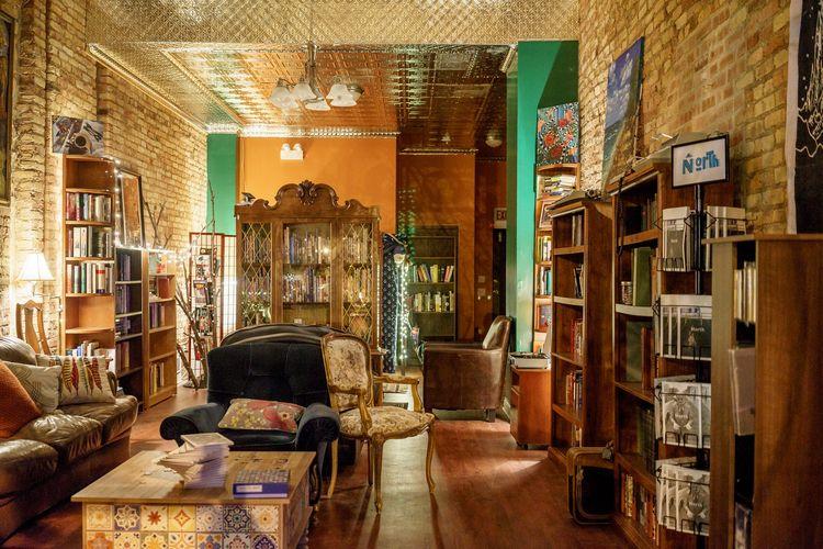 bookstore? Check Heirloom Books - adam_dooley | ello