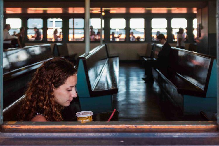 Commute Staten Island Ferry, NY - giseleduprez | ello