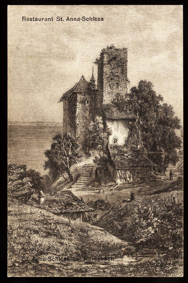 Castel St.Anna Wartensee, 9404  - pixelvision | ello