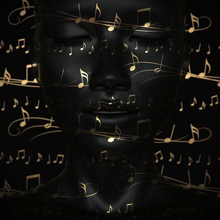 Symphony Camouflage VIII - 3D, digital - z3rogravity | ello