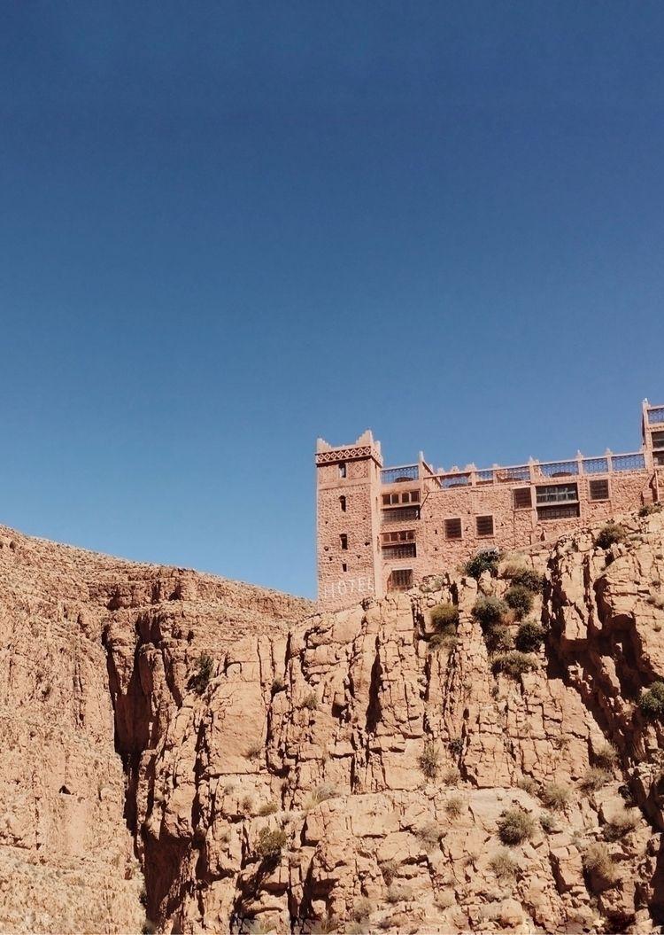 HOTEL - Hotel, architecture, Morocco - lapremioqueen | ello