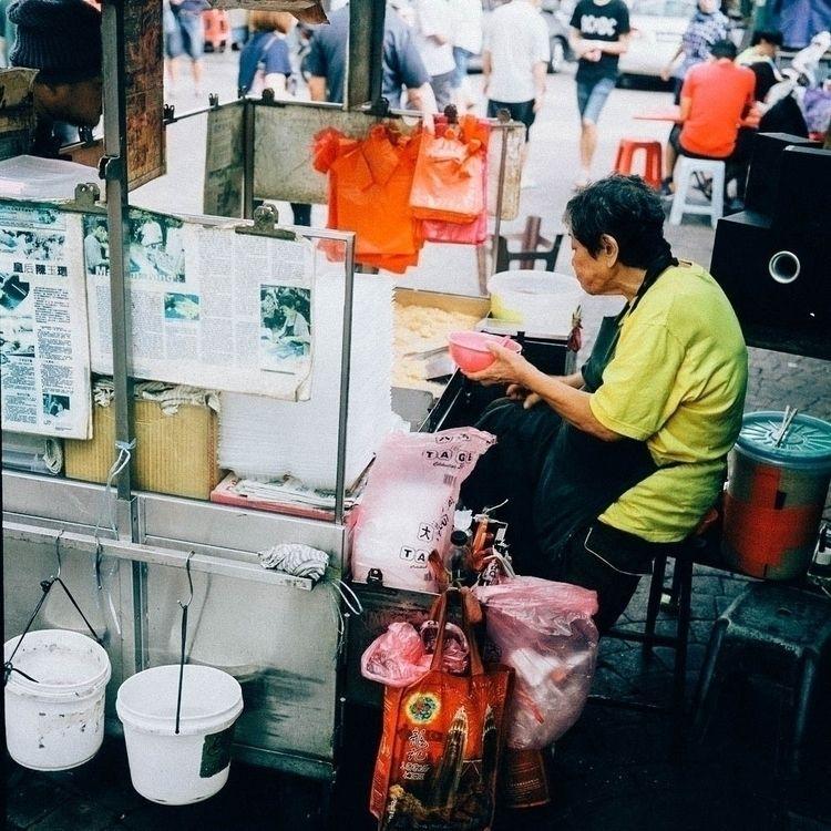 petaling street - mamiya6, travel - tatebot | ello