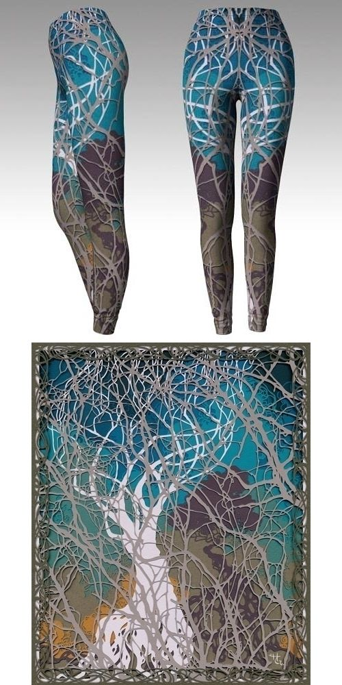 Leggings Wild Roaming, design b - hazelglass | ello