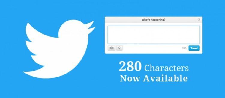 280 Characters Update: Twitter  - solwininfotech | ello