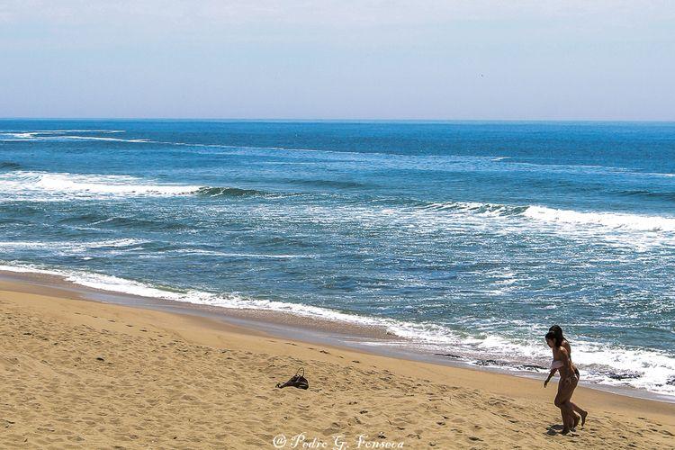 Um Belo dia de praia - photografy - pedrodefonseca | ello