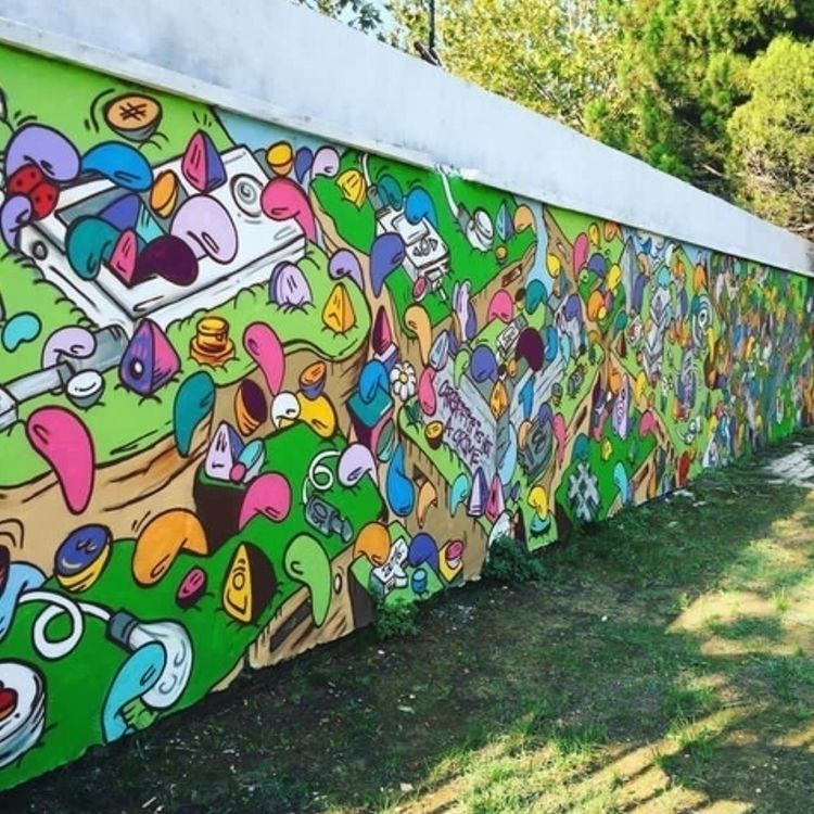 (2016) mural indierocket festiv - idro51 | ello