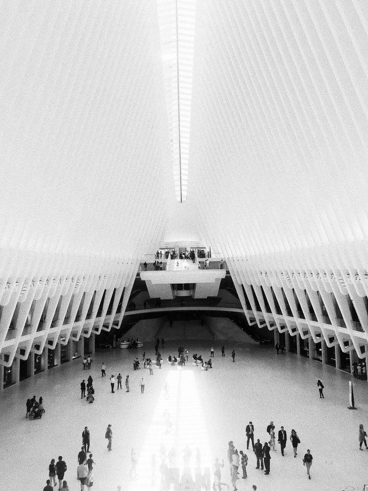 NY 2018 - documentingspace, shotoniphone - lza_ | ello