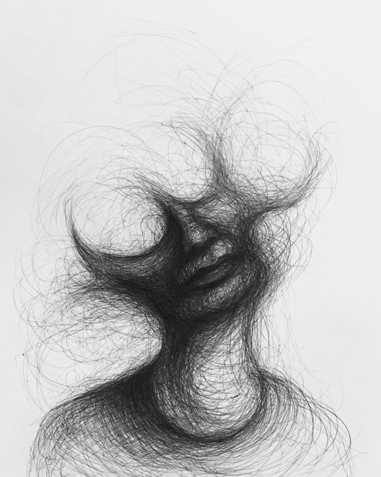Drawings Adam Riches - illustration - inag | ello