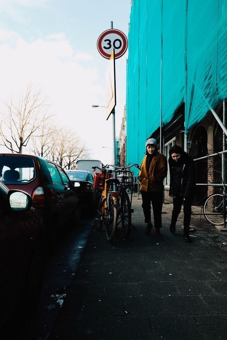 30kmph - travel, amsterdam - tatebot | ello