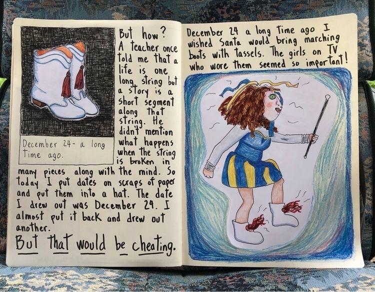 Diary Lea Knight - diary, journal - theresa_williams | ello