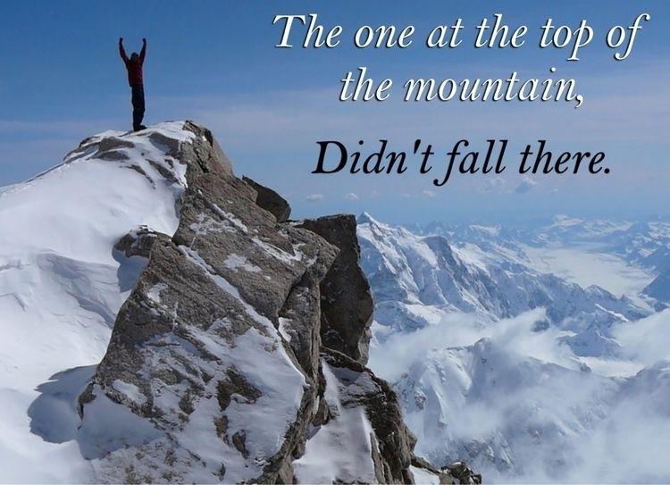 Climbing :fist:️ - Inspire, Inspired - authorleahplozano | ello