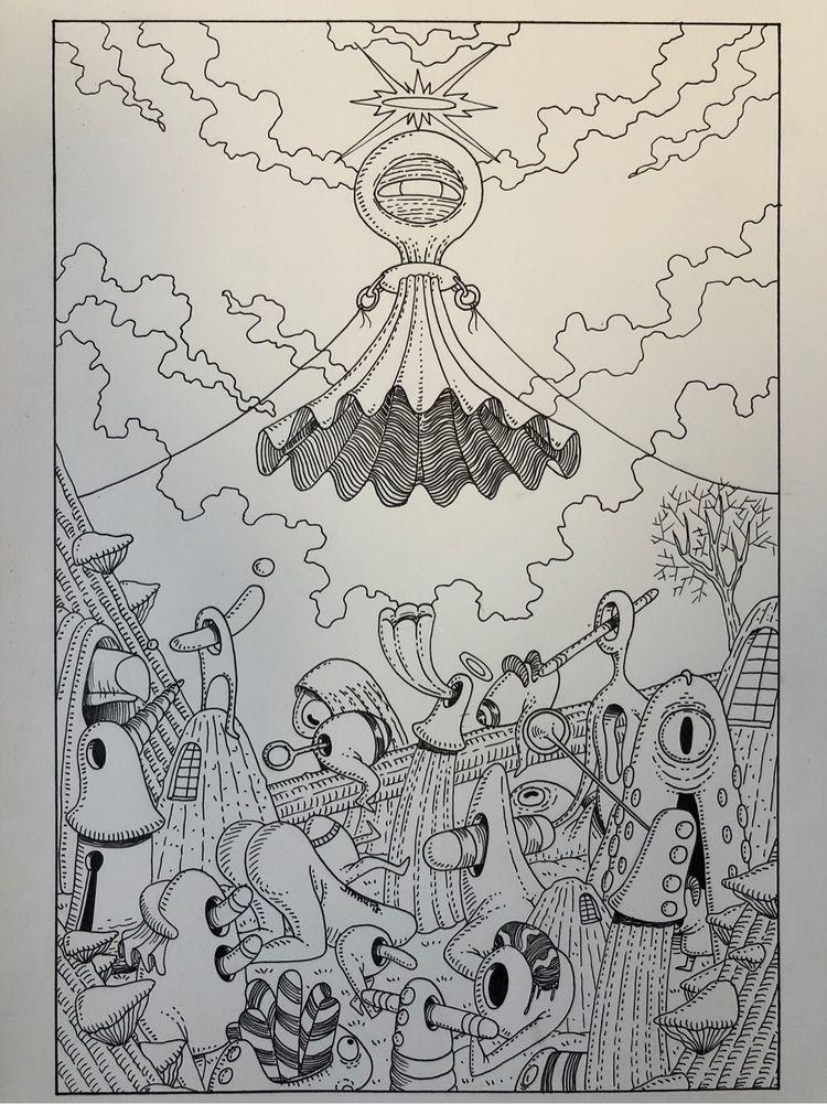 illus, illustration, art, drawing - jimmy-draws   ello