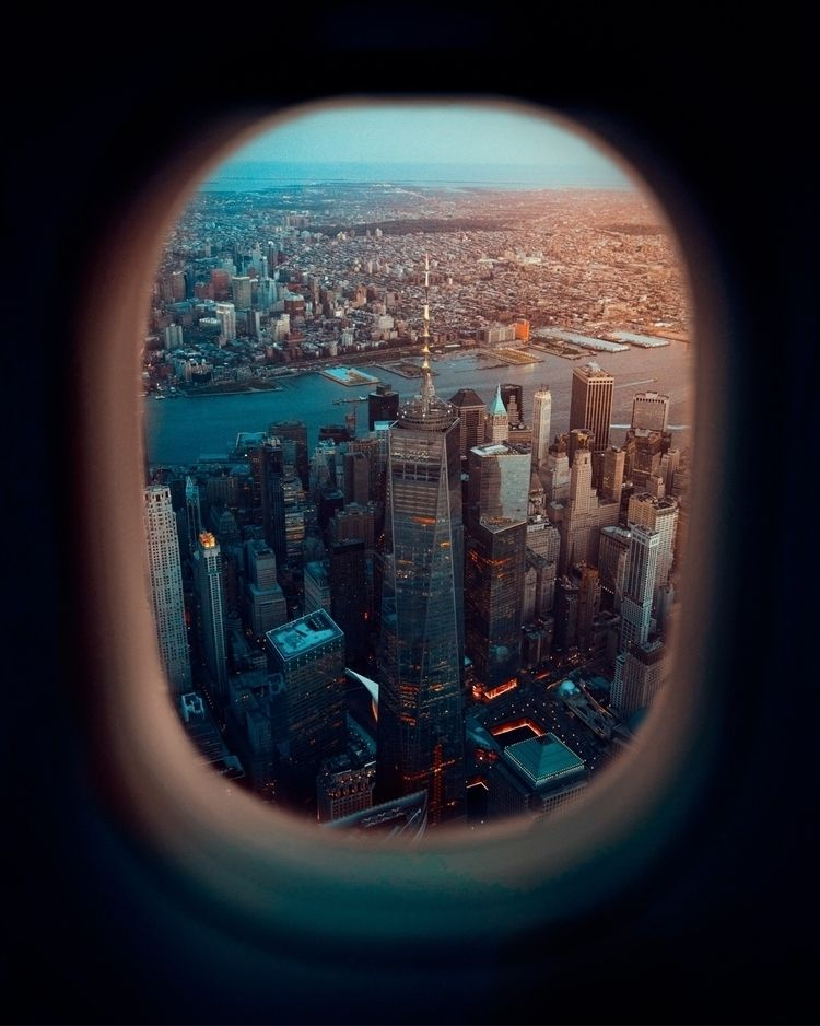 kind NYC view. interested shot  - pierre_jpg | ello