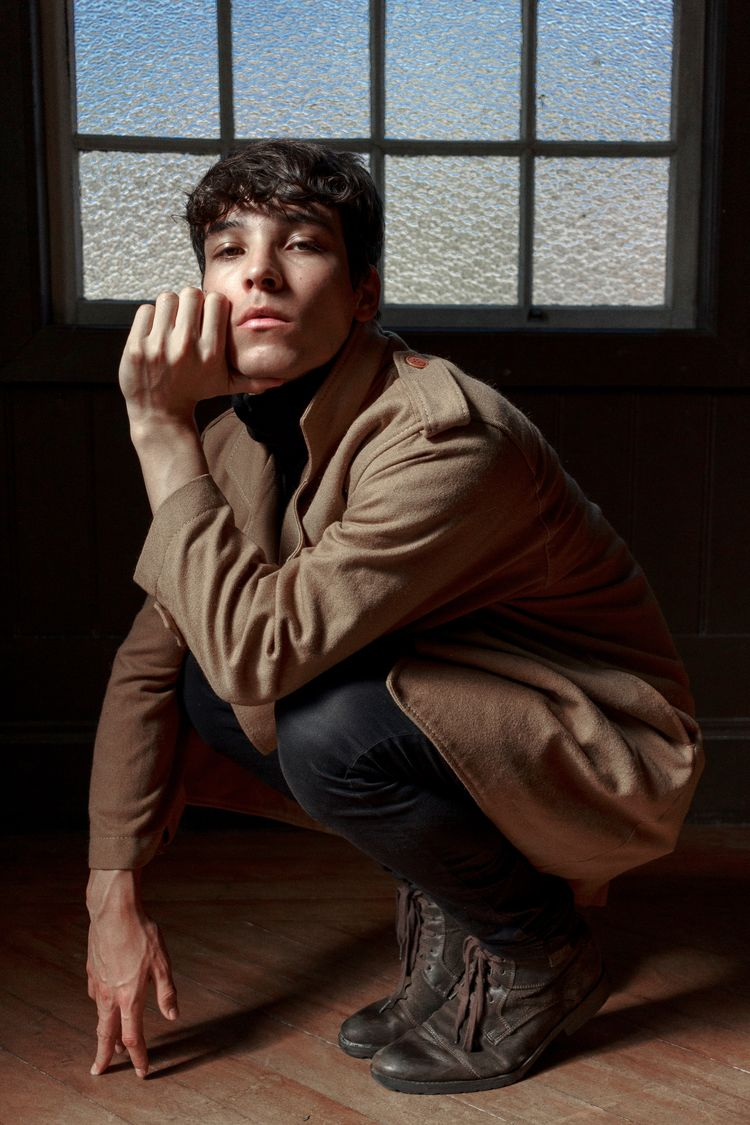 Model: Iago Coimbra Photography - jhonismartins | ello