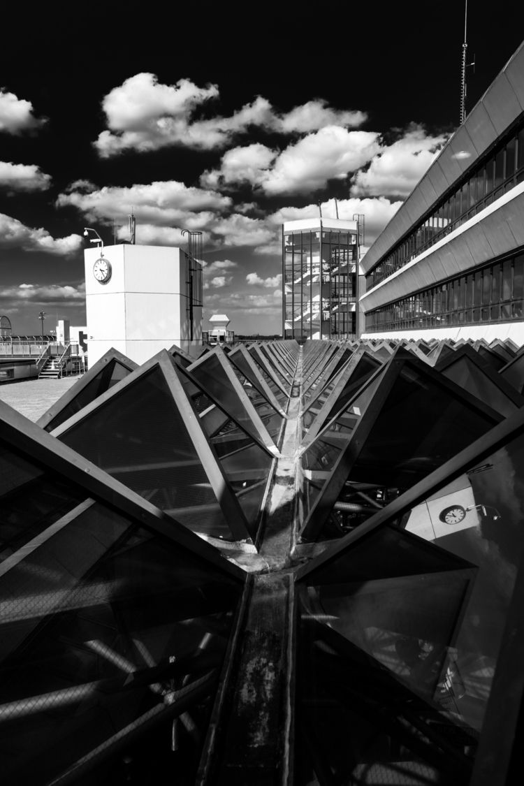 Robert Emmerich - 71 roof top B - robertemmerich | ello