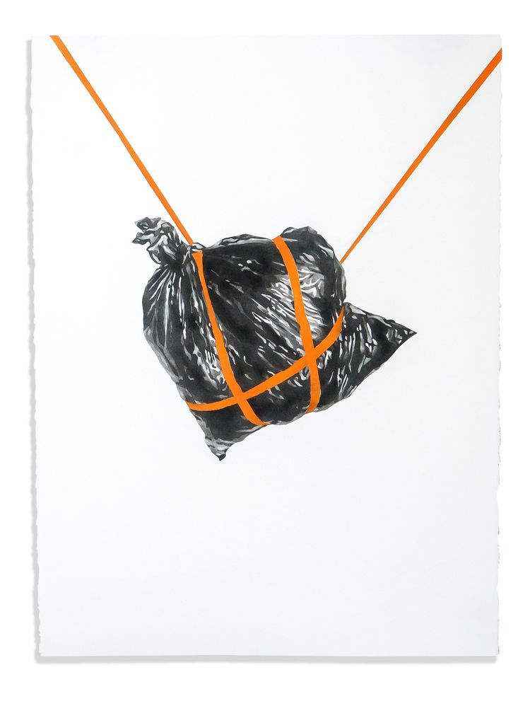 American Drawing: Trash II [201 - ryderr | ello