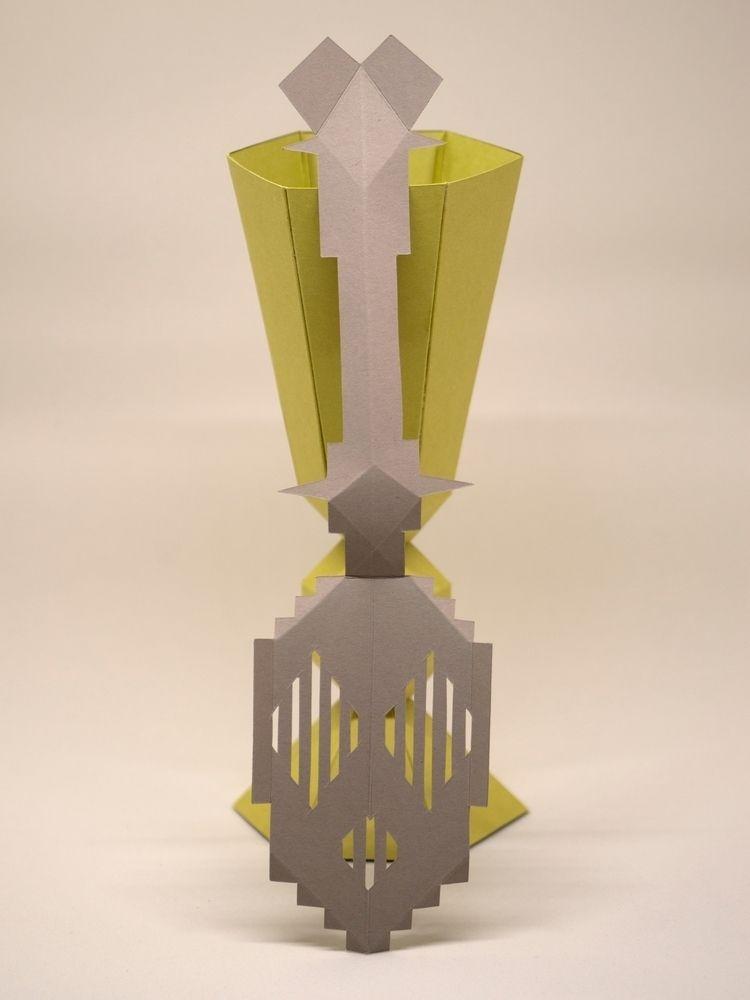 Absinthe kit paper models. Full - soper | ello