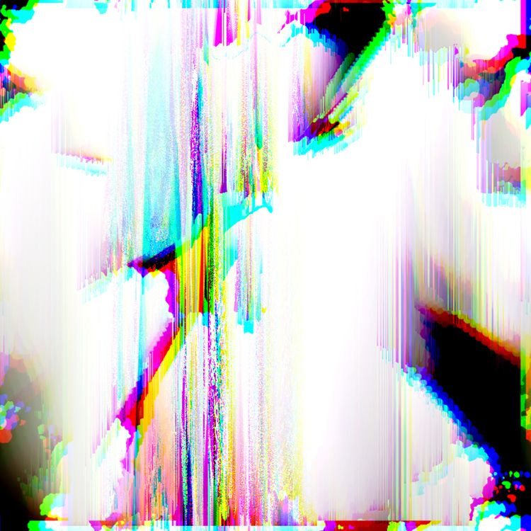 glitchart, digitalart, surreal42 - deliterate | ello