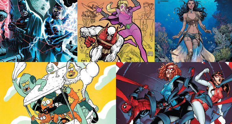 Verdict - 45, column, reviews, comics - comicbuzz | ello