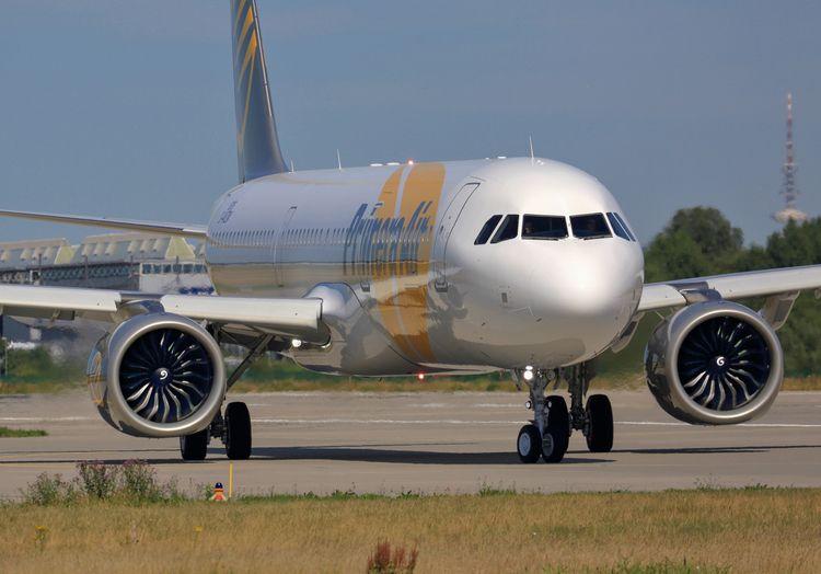 airbus, canon, airbuslovers, airbusa321neo - mathiasdueber | ello