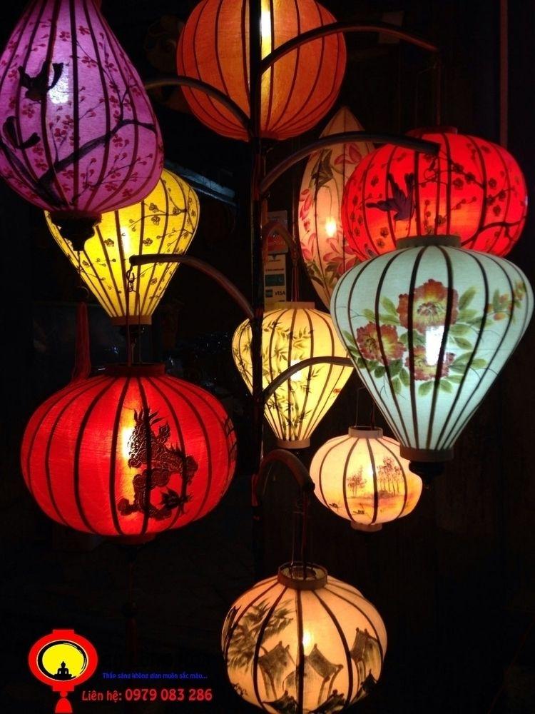 Cây đèn lồng lung linh kì diệu - denlongxua | ello