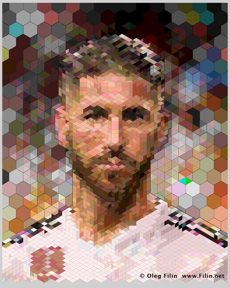 'Ramos' digital art Oleg Filin - filin   ello