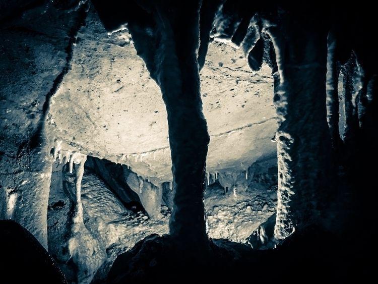 light tunnel - blackandwhite - chubbydude | ello
