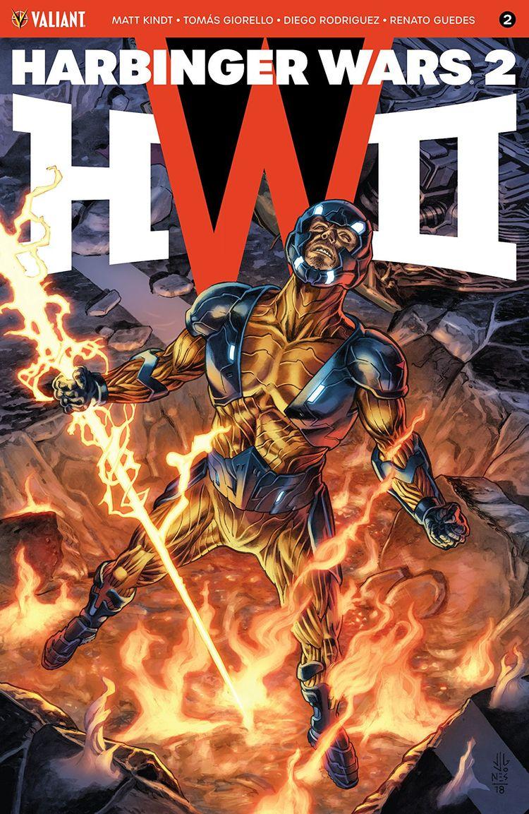 Harbinger Wars II Valiant Enter - oosteven | ello