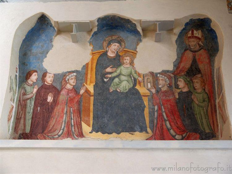 (#Italy): child, St. Augustine  - milanofotografo | ello