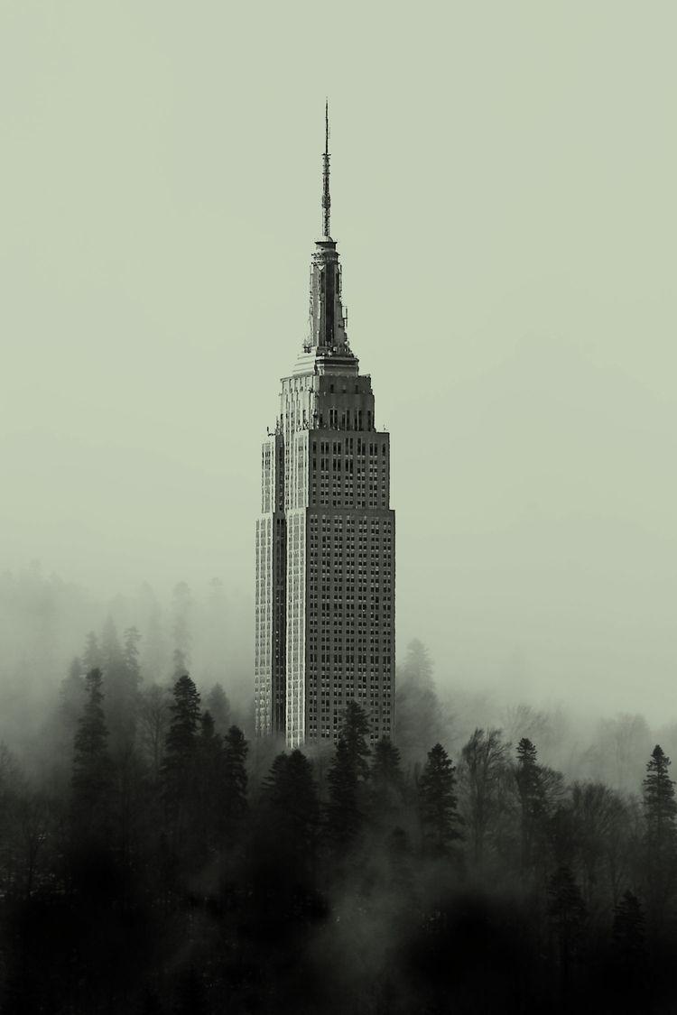 Empire State Mind, lol - newyork - lobber66 | ello