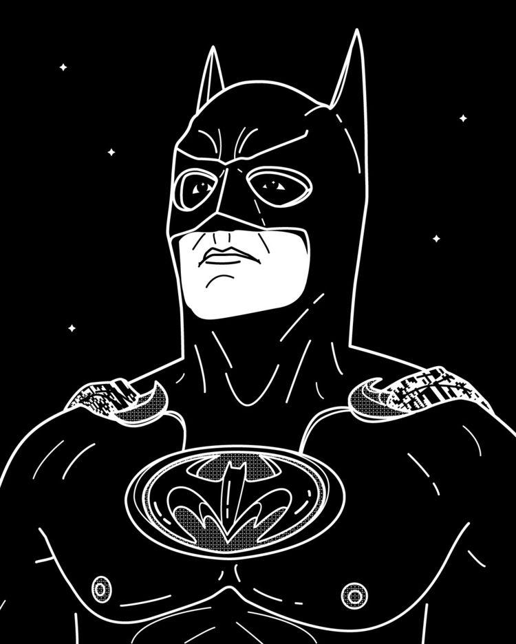 batman, GeorgeClooney - rqsct | ello