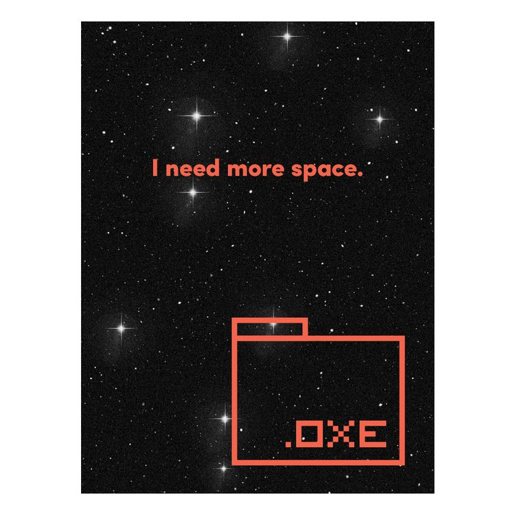 Hard drive full projects - graphicdesign - oxekaust | ello