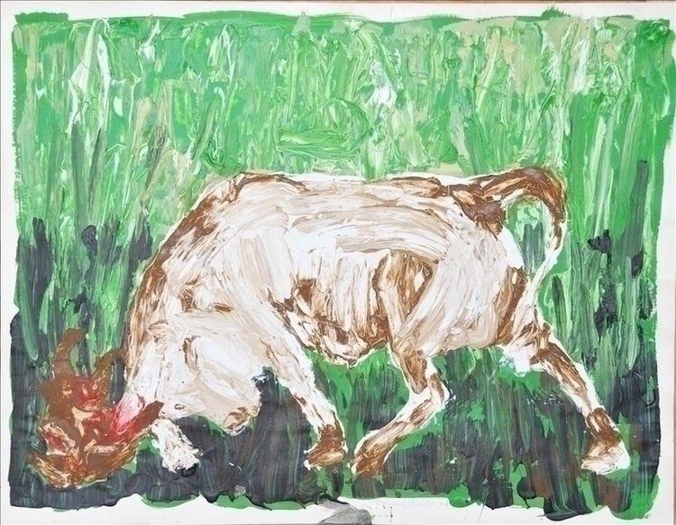 Bull wolf. 2009 Ben (Bernard Ma - ben-peeters | ello
