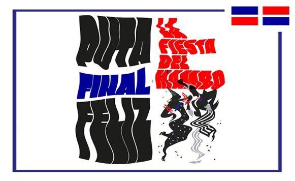 Puta Final Feliz - Fiesta del M - cassetteblog | ello