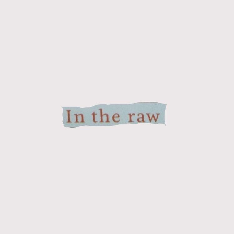 working series, Raw'. explores  - pieces_collage   ello